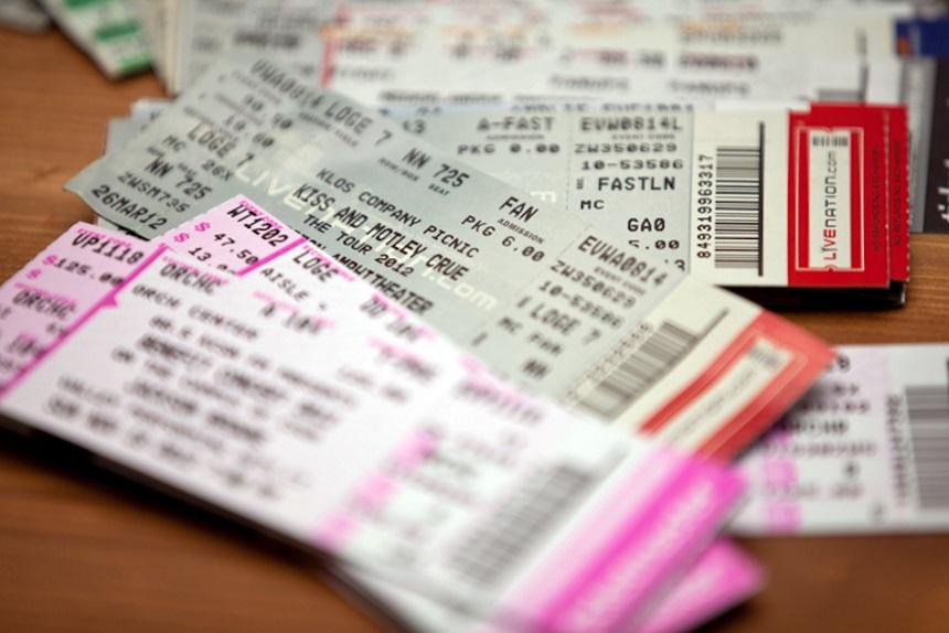 secondary ticketing