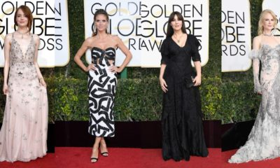 Red Carpet Golden Globe