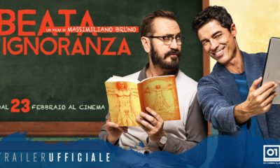 Recensione della commedia con Alessandro Gassman e Marco Giallini