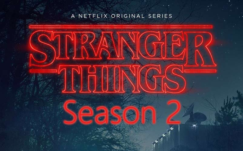 La seconda stagione di Strange Things, serie targata Netflix