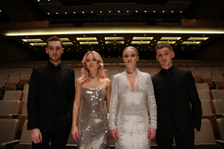 Clean Bandit + Zara Larsson++