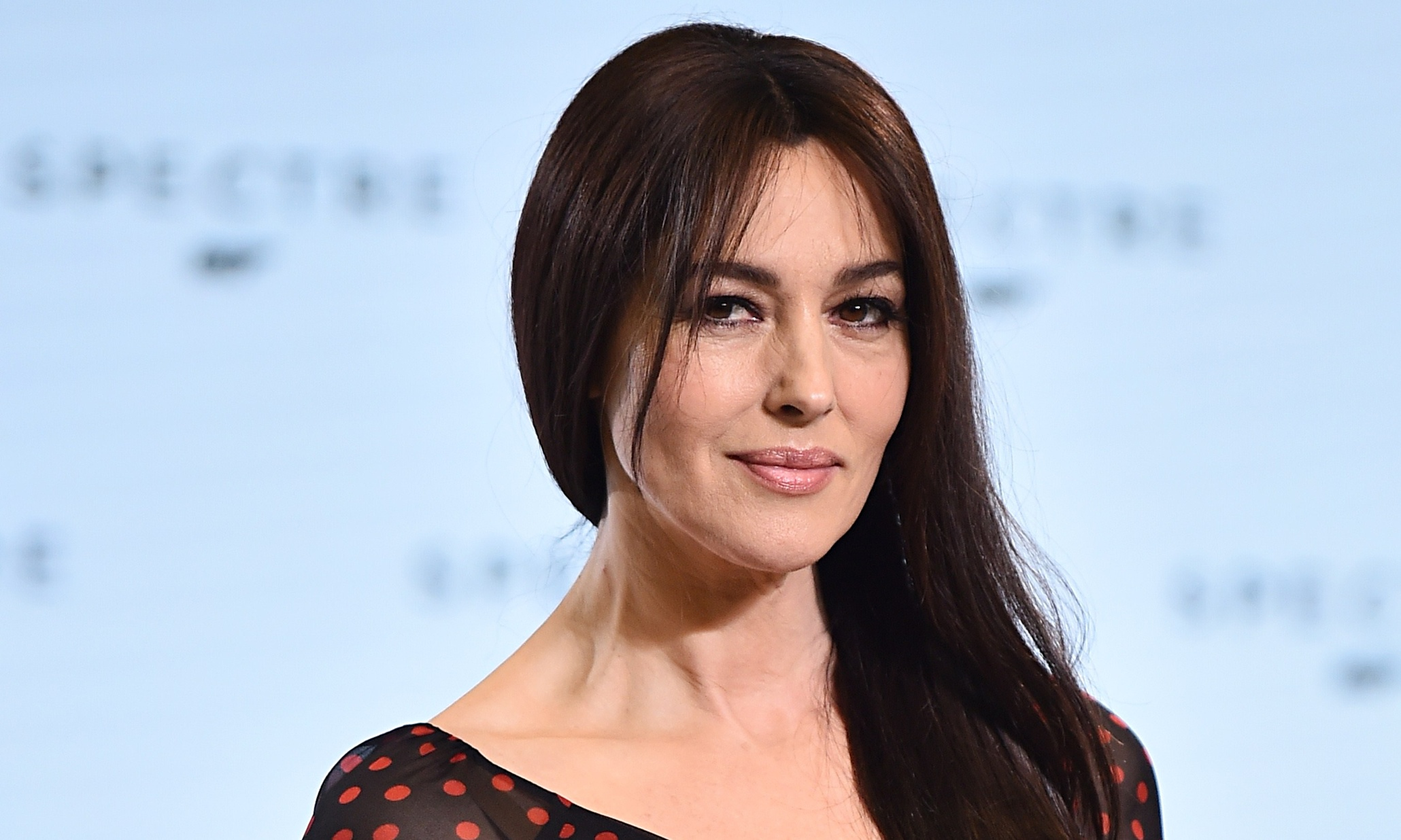 Monic Bellucci … 'Bond is the most amazing man'.