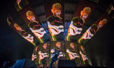 Ed Sheeran concerto a Torino