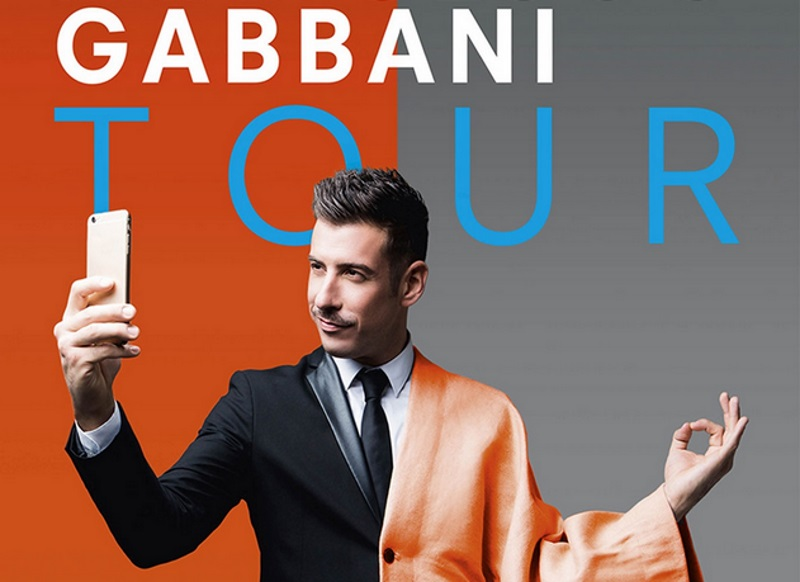 gabbani in tour