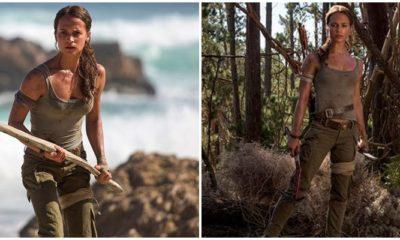 Alicia Vikander Lara Croft