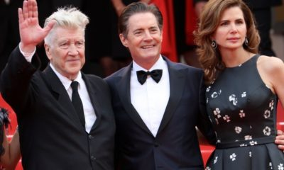 David Lynch a Cannes
