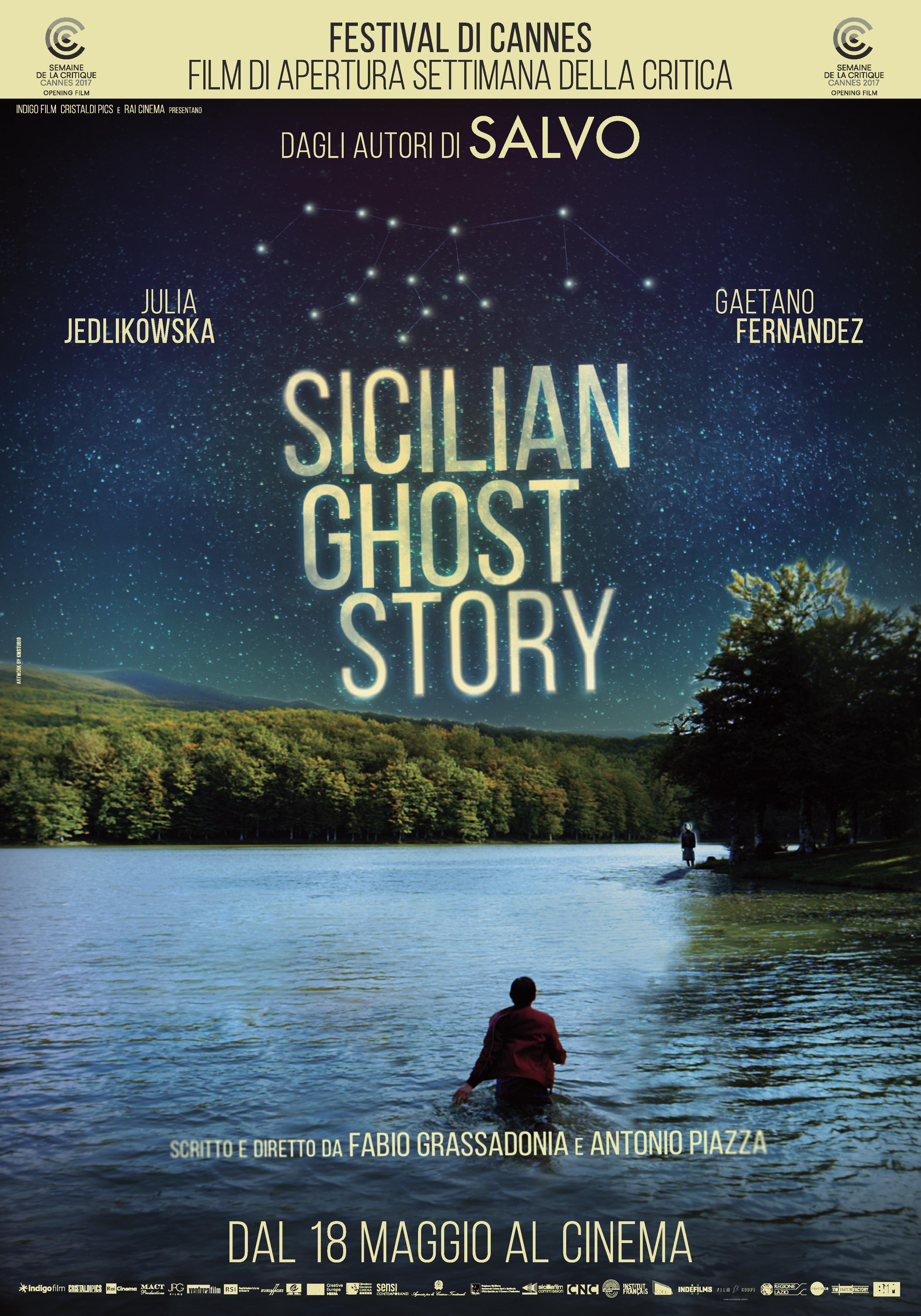 sicilian gost story locandina