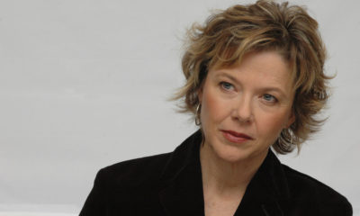 "Annette Bening at the Hollywood Foreign Press Association press conference for the movie ""Mrs. Harris"" held in Los Angeles, CA on February 28, 2006.  Photo by: Yoram Kahana_Shooting Star.  NO TABLOID PUBLICATIONS. NO USA SALES UNTIL MAY 29, 2006."