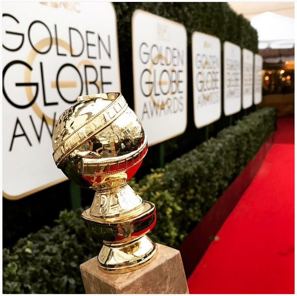 Red Carpet Golden Globe