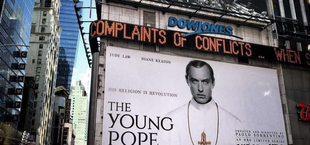 the young pope usa