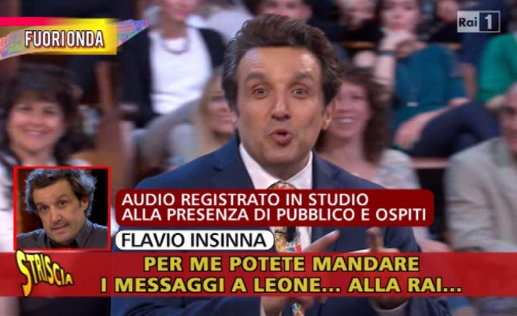 Striscia-la-Notizia-Flavio-Insinna-fuori-onda