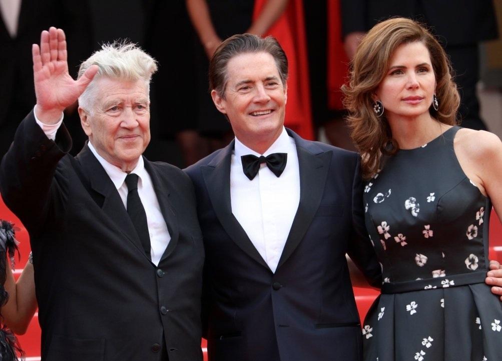 David Lynch a Cannes