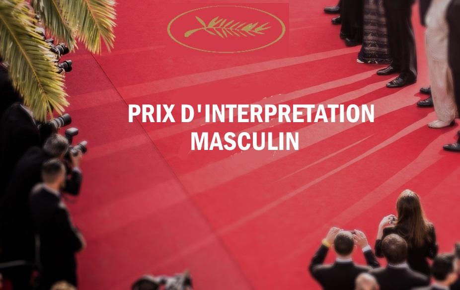 prix d'interpretation masculin