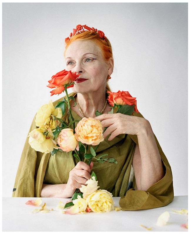 Vivienne Westwood | London, UK | British Vogue | October 2009